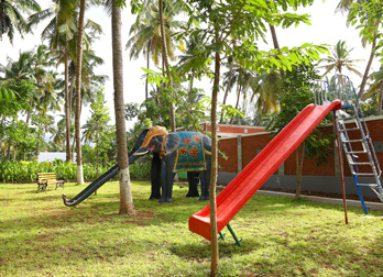Best resorts with Kids Play Zone in Chennai