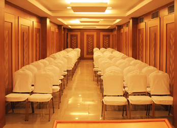 Conference hall in Chennai