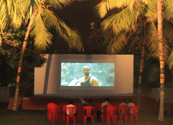 Open Air Theatre in Celebrity Resorts in Chennai
